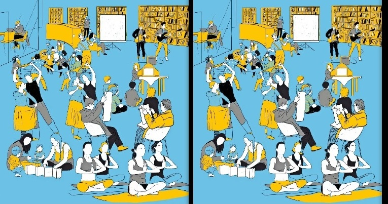 La reinvención de las bibliotecas del siglo XXI