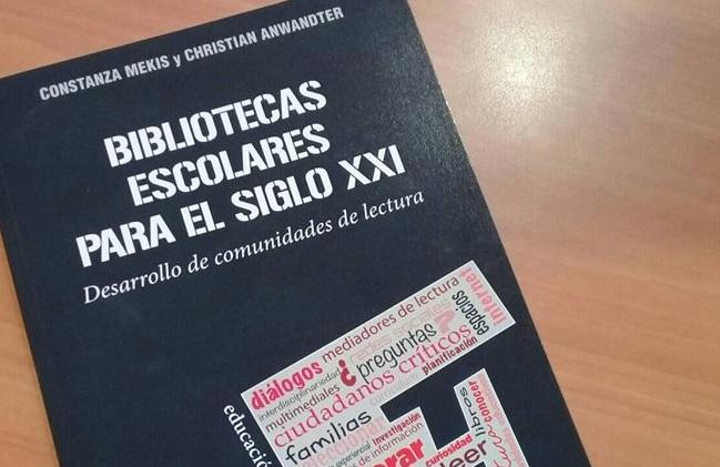 Presentación del libro: Bibliotecas Escolares para el siglo XXI