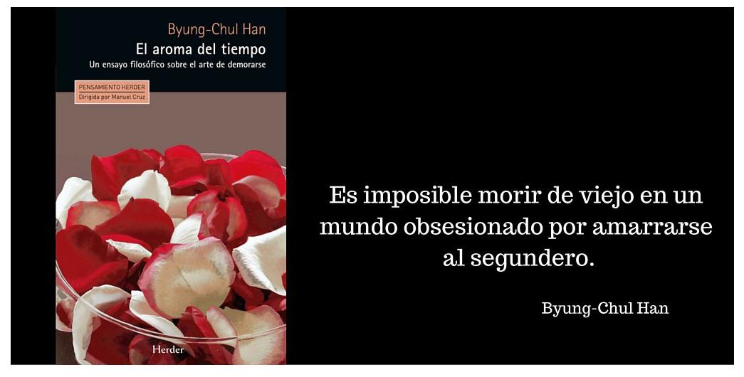 """""""Es imposible morir de viejo en un mundo desesperado por amarrarse al segundero."""""""