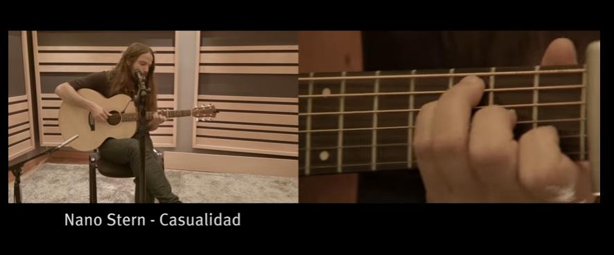 Casualidad - Nano Stern Cancionero, tutorial