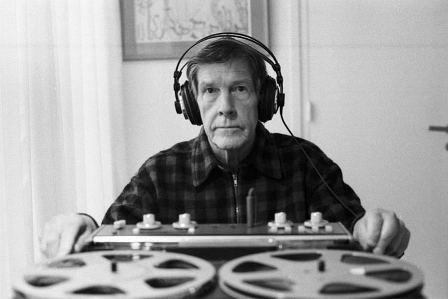 La escucha oblicua. Una invitación a John Cage.